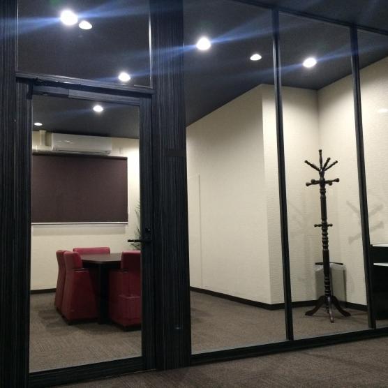 オフィスの内装工事施工後